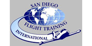 San-Diego-Flight-Training-International-logo